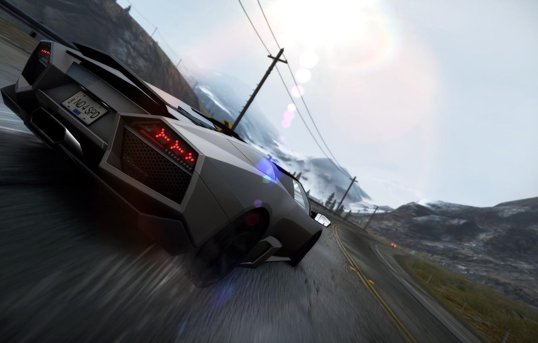 Обои hp, hot pursuit, Need for speed hot pursuit. Игры foto 9