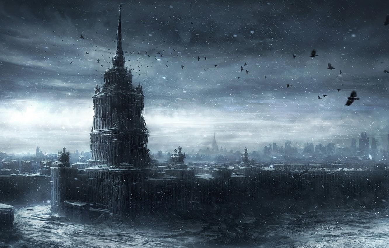 Картинки по запросу руины москвы