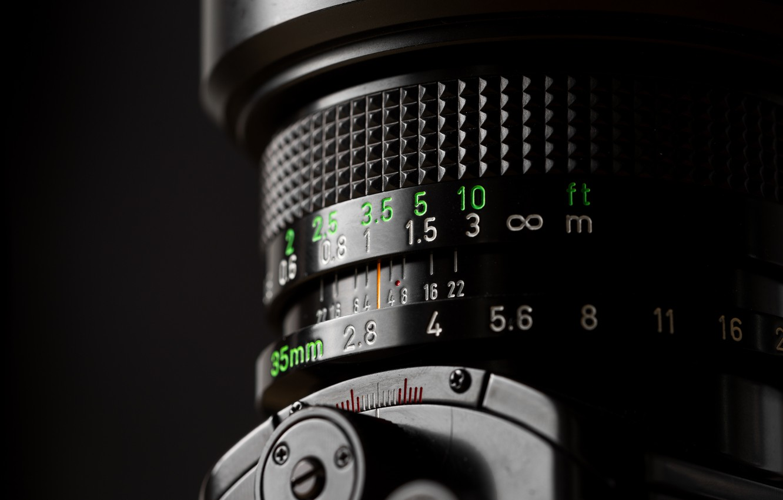Обои камера, фон, makro. HI-Tech foto 18