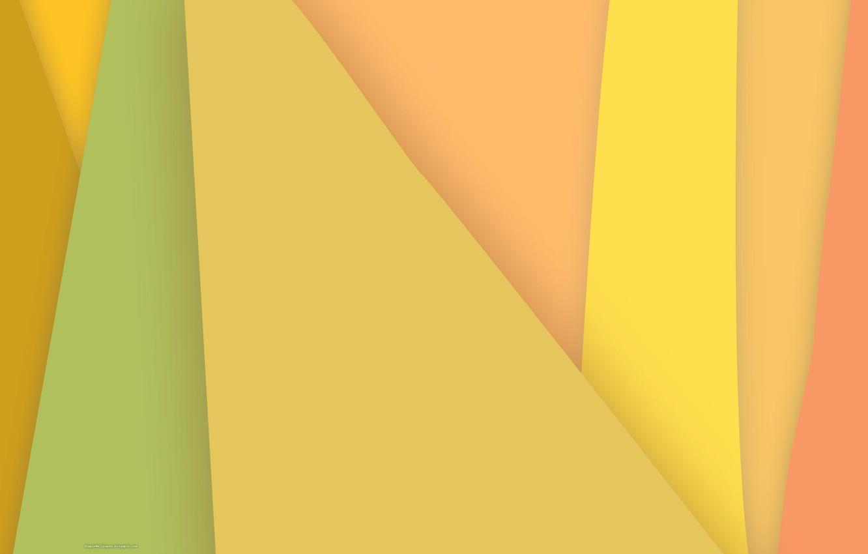 Обои wallpaper, desing, геометрия, салотовый, желтый. Абстракции foto 10
