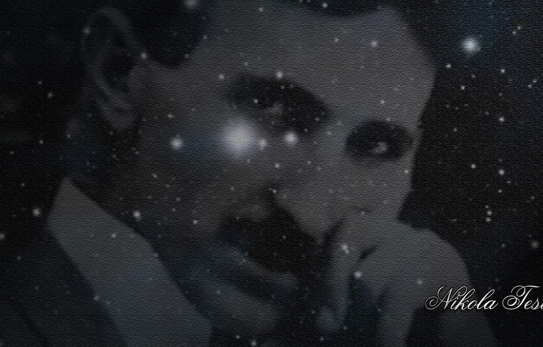 Фото обои Tesla, Тесла, Nikola, Никола