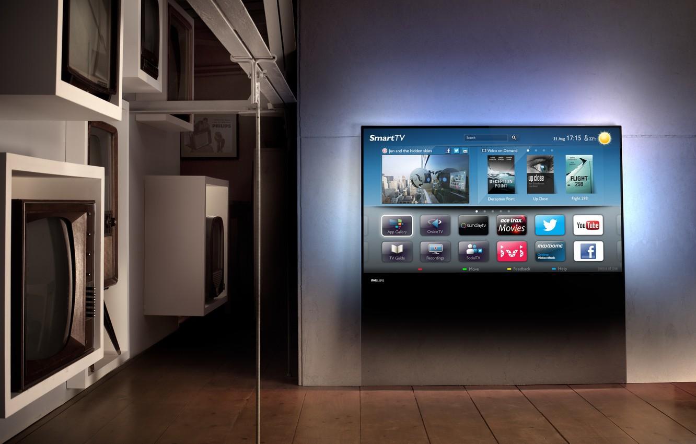 Обои Телевизор. HI-Tech foto 9