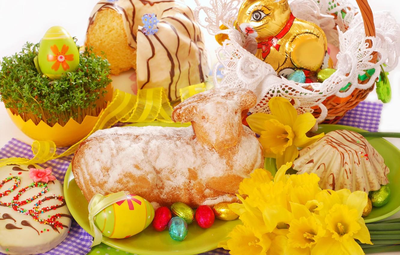 Фото обои яйца, Пасха, пасхальные яйца