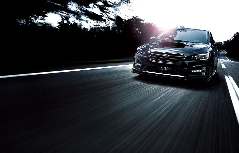 Фото обои Subaru, субару, Levorg, леворг