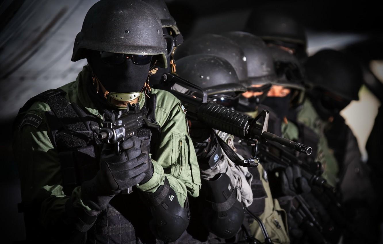 фотографии русского спецназа