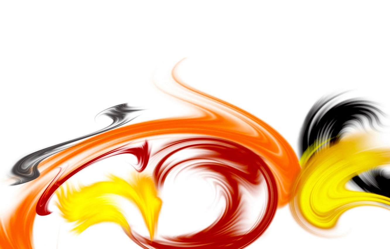 Фото обои узор, краски, дым, цвет, газ