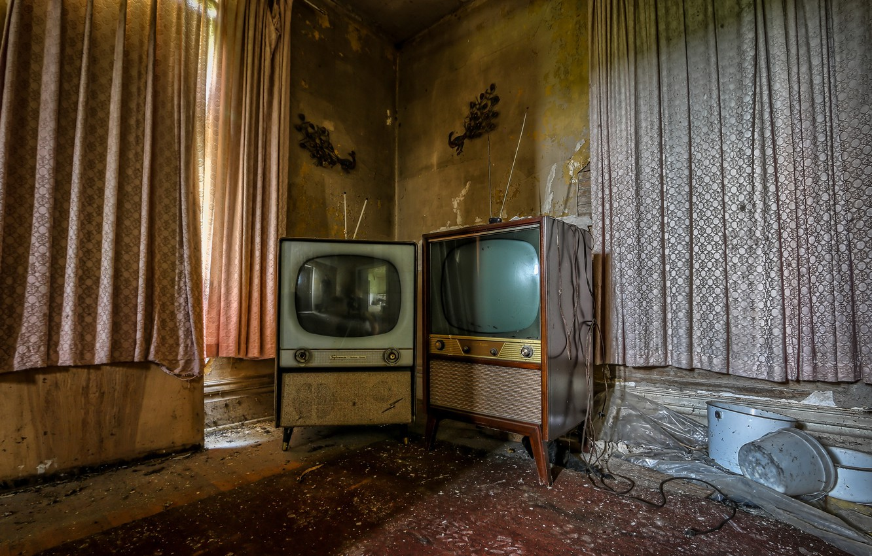 Фото обои фон, комната, телевизоры