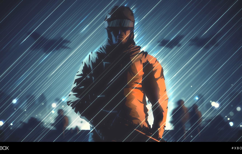 Фото обои Battlefield, XBOXART, Ron Guyatt