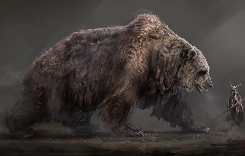 Картинка как нарисовать медведя пошагово праздник ваш