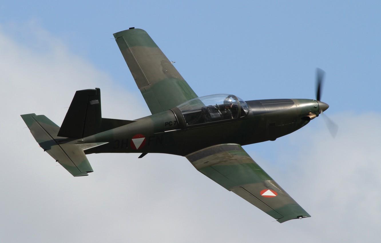 Обои pc-7, тренировочный, Самолёт. Авиация foto 6