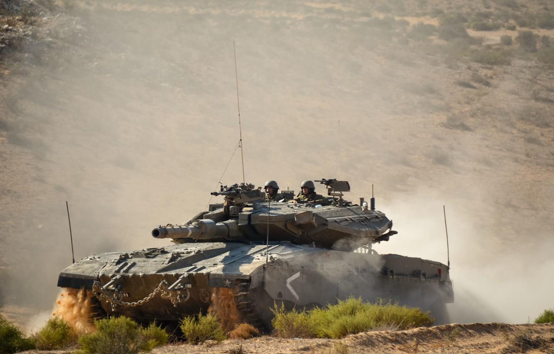 пробах израильские танки картинки представления