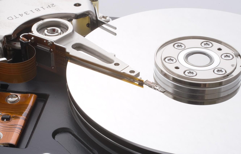 Обои information, data, Hard disk. HI-Tech foto 6