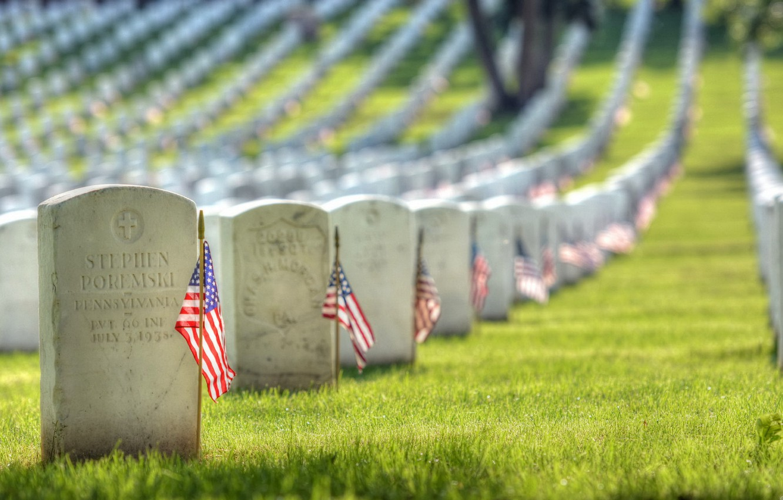 Фото обои память, скорбь, уважение, Memorial Day Weekend, Section 17, Arlington National Cemetery
