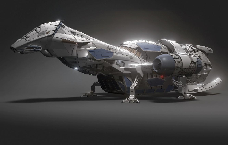 Фото обои модель, корабль, светлячок, serenity, серенити, firefly