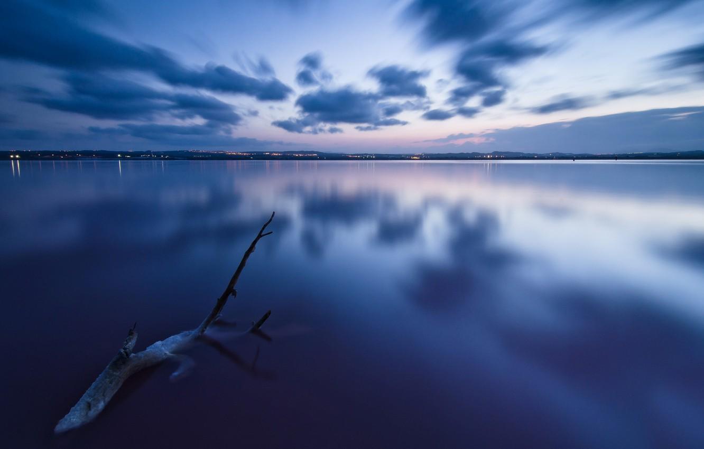 Обои Вода, Облака. Пейзажи foto 6