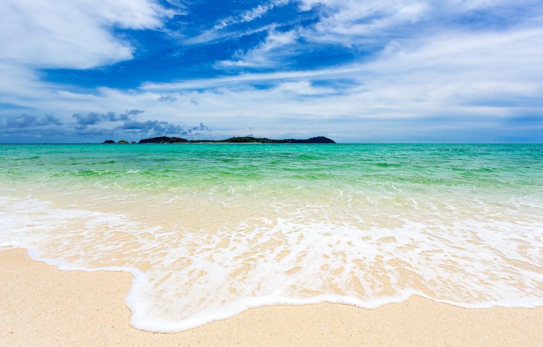 Фото обои песок, море, пляж, солнце, sunshine, beach, sea, ocean, blue, sand, emerald