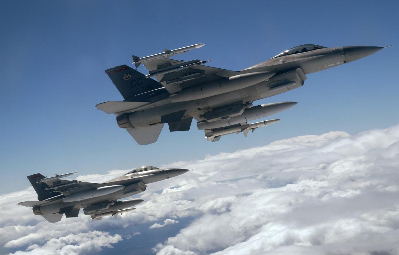 Обои истребители, Облака. Авиация foto 15