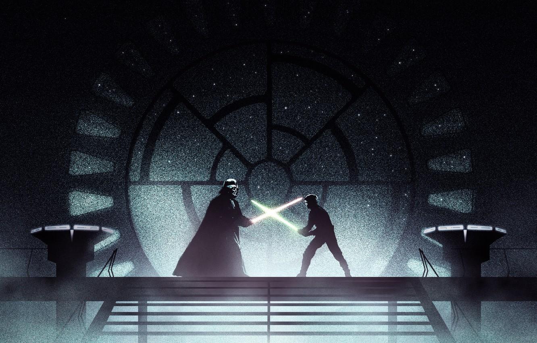 Фото обои star wars, darth vader, lightsaber, jedi, sith, luke skywalker, Star Wars: Episode VI - Return …