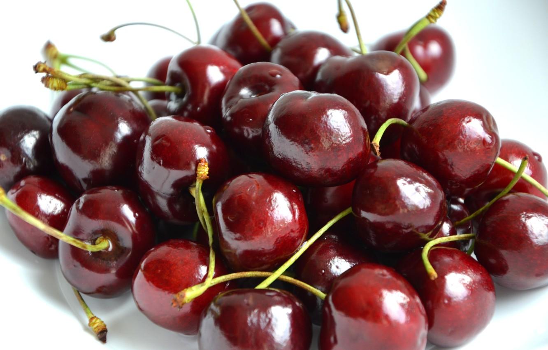 Фото обои ягоды, еда, черешня, food, бордовый, cherry