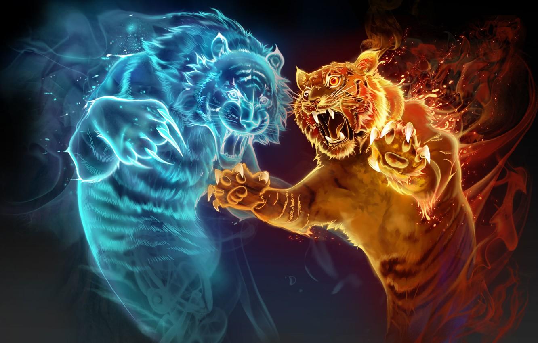 хватает картинки огня и тигров наивно полагать
