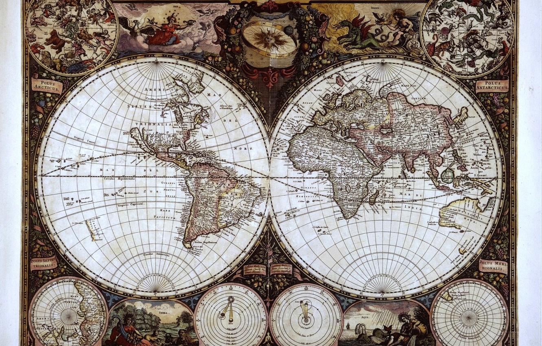 Фото обои земля, карта мира, путешествие, разное
