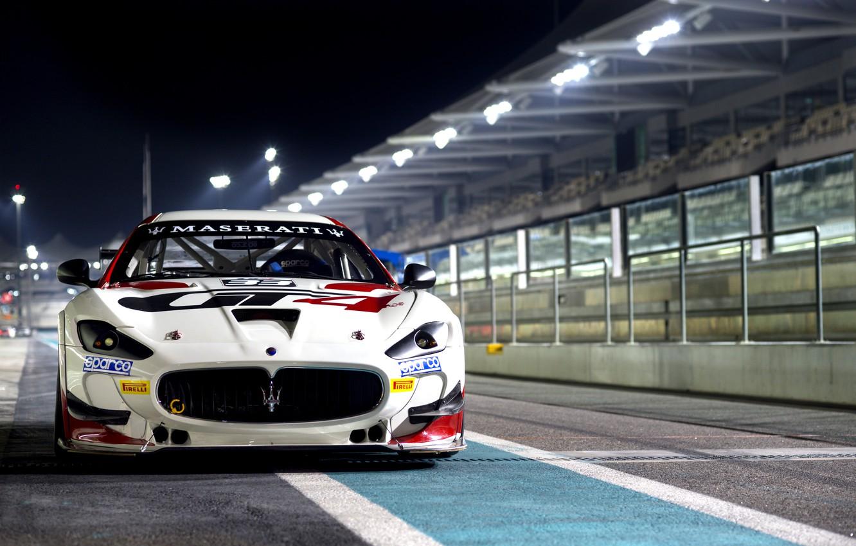 Фото обои car, Maserati, GranTurismo, MC GT4