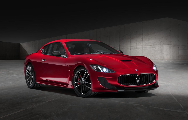 Фото обои Maserati, GranTurismo, MC Stradale, 2014, Pininfarina