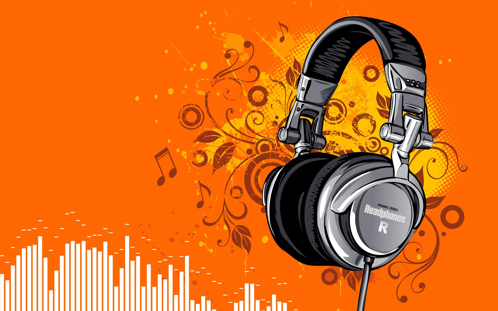 headphones music video - HD1280×800