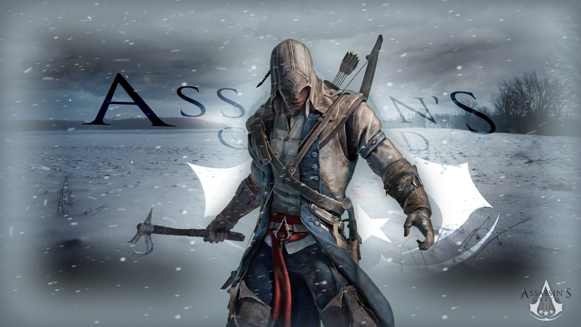 aleksander assassins creed iii - HD1400×1050