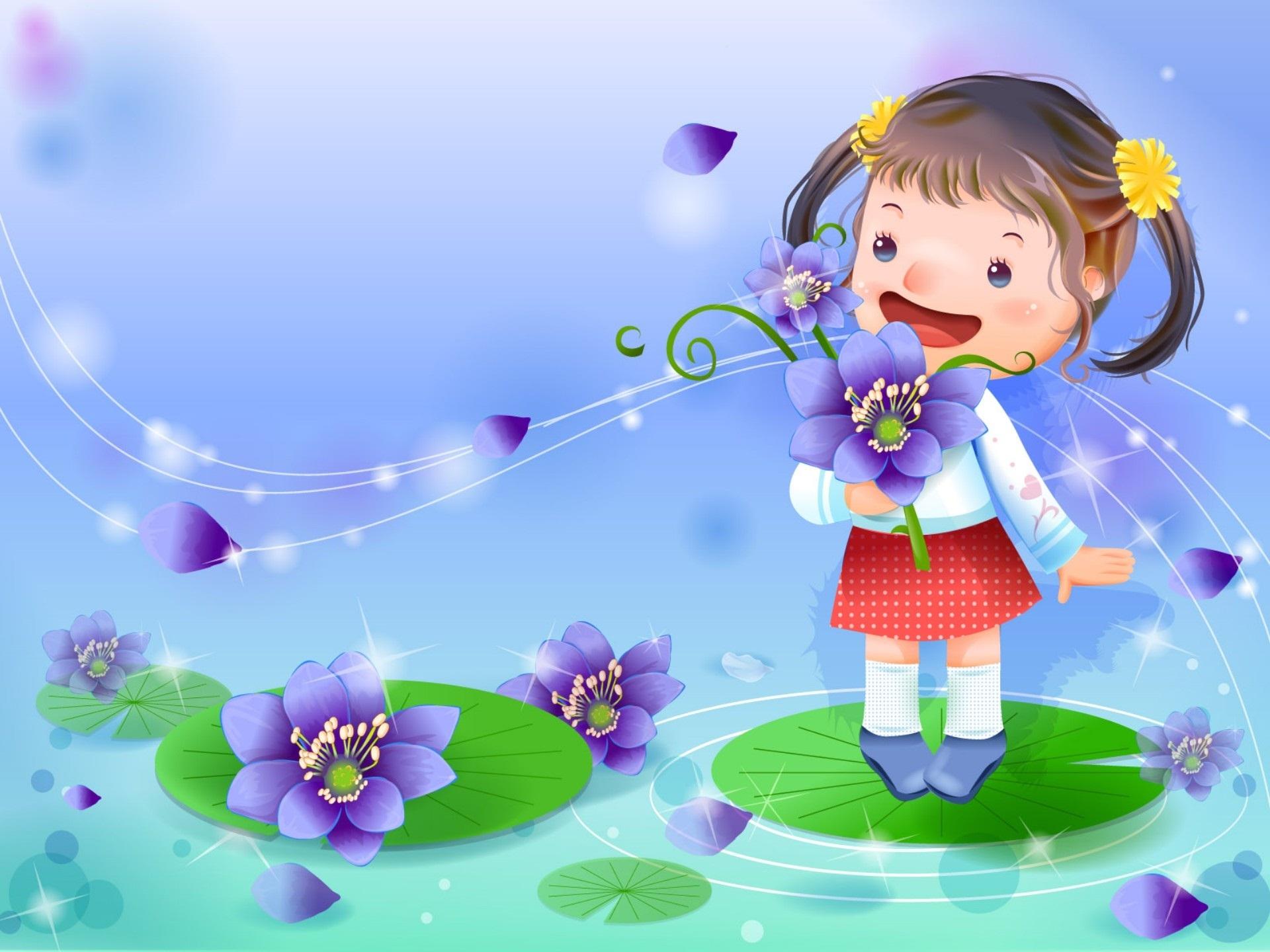 Музыкальная открытка девочкам с днем, поздравления картинка открытки