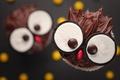 Картинка шоколад, конфеты, сладости, пирожное, десерт, кексы