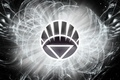 Картинка logo, comics, lantern, DC Comics, White Lantern