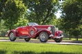 Картинка Red, V12, classic, люкс, american, luxury, престиж, 1934, Auburn