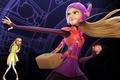 Картинка мультфильм, Walt Disney Pictures, Big Hero 6, Город героев, Honey Lemon