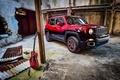 Картинка Garage Italia Customs, Montreux Jazz Festival Showcar, джип, 2015, ренегат, Jeep, Renegade