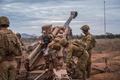 Картинка M777, Australian Army, оружие, солдаты, гаубица