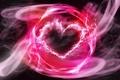Картинка пламя, heart, сердечко, розовый, сердце