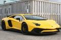 Картинка Superveloce, Aventador, Lamborghini, LP-750, yellow