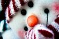 Картинка зима, праздник, новый год, снеговик, new year