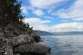Картинка байкал, Озеро, горы, камни