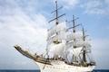 Картинка Фрегат, sorlandet, море, паруса, корабль