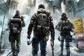"""Картинка Tom Clancy's The Division, шутер, ружье, Нью - Йорк, отряд """"дивизион"""", карантин"""