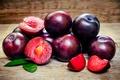 Картинка фрукты, сливы, чернослив, plum