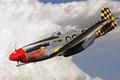 Картинка рисунок, ВВС США, арт, P-51, North American, Mustang