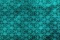 Картинка цветы, узор, зеленый, текстура, фон