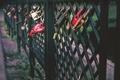 Картинка любовь, мост, верность, сердце, ограда, ключи, замки
