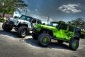 Картинка Tuning, Off Road, jeep Wrangler