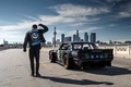 Картинка Gymkhana, Block, Hoonicorn, SEVEN, 845 hp, Rear, Ken, Los Angeles, 1965, RTR, Mustang, Ford