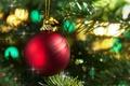 Картинка ёлка, игрушка, новый год, декор, украшение