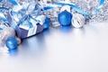 Картинка Новый Год, снег, Merry, украшения, Рождество, balls, Christmas, шары, decoration
